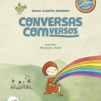 """""""Conversas com versos"""", de Maria Alberta Méneres"""