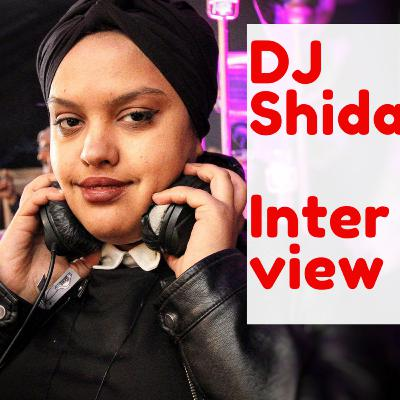 Interview mit DJ Shida von der DJ Academy for Girls in Tunesien