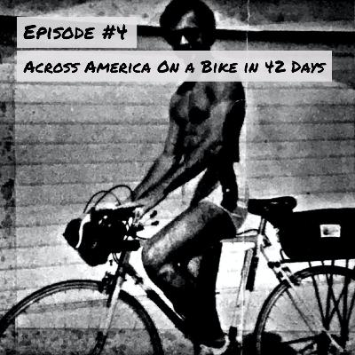 Riding Across America On a Bicycle in 42 Days