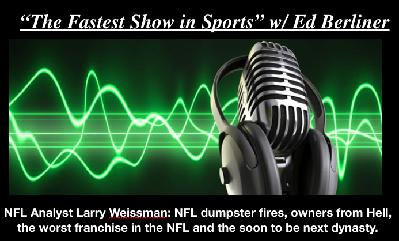 Larry Weisman on the NFL: The single greatest franchise train wreck of 2019
