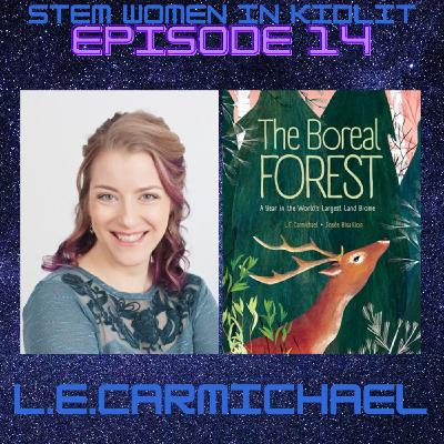 L.E. Carmichael: Wolves, Forensics & Writing Like A Scientist