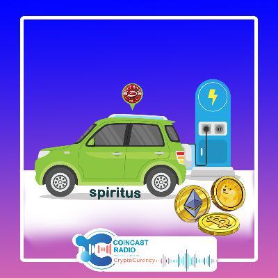 پادکست:اسپریتوس؛ خودروی الکتریکی با قابلیت استخراج رمزارز