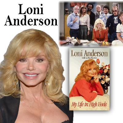 Harvey Brownstone Interviews Multi-Award Winning Actress and Author, Loni Anderson