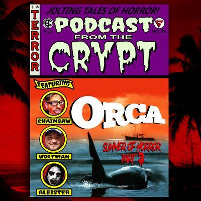 Summer of Horror 2020: Part 3, Orca (1977)