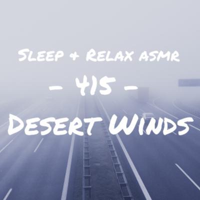 Strong Desert Winds
