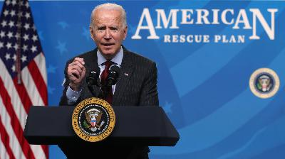 The Biden Relief Bill: Who Gets What