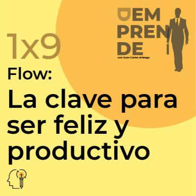 1x9: Flow: La clave para ser feliz y productivo