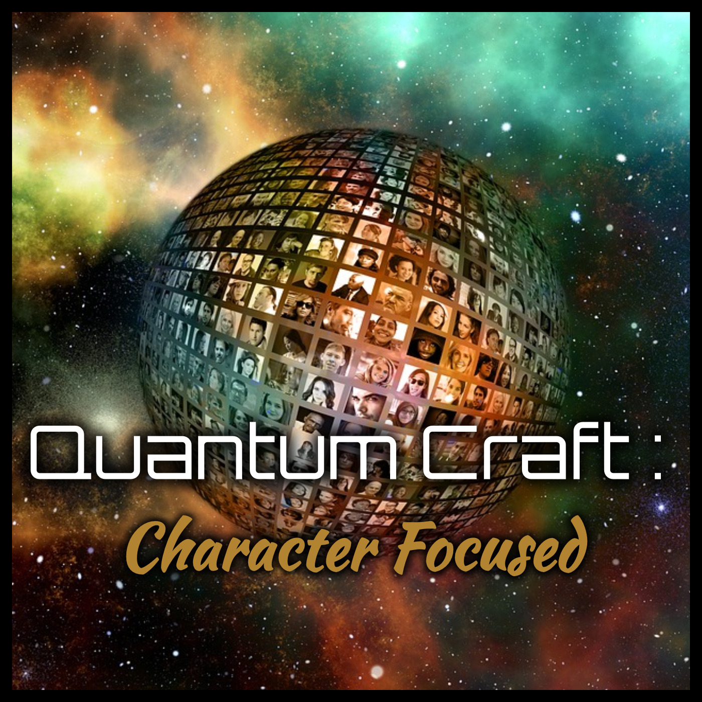 Quantum Craft: Character Focused