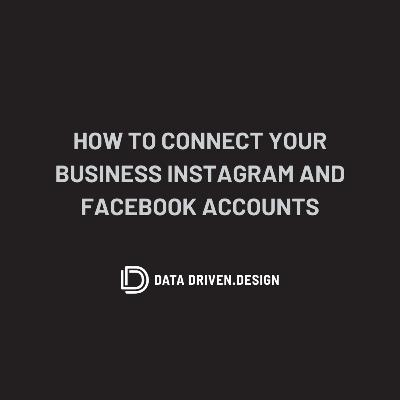 Episode 292: How To Connect Your Business Instagram and Facebook Accounts
