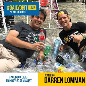 EP005 See a problem and fix it with guest Darren Lomman - The No Xcuses Show