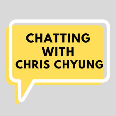 15. Chatting with Chris Chyung, Indiana State Representative