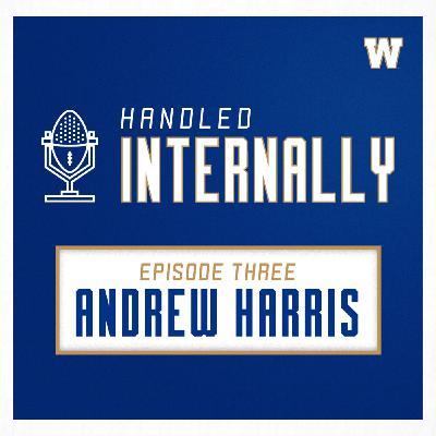Episode 3 - Andrew Harris