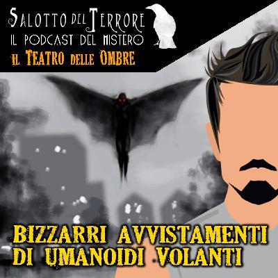 21 - Umanoidi Volanti e il Mothman