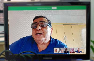 773 - Bate Papo com médium Edson Barbosa de Souza