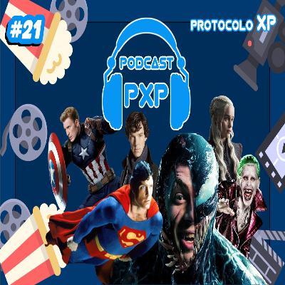 PXP PODCAST 21 - Atores e atrizes que combinam e não combinam com seus personagens