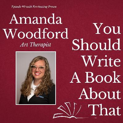 Amanda Woodford - Art Therapist