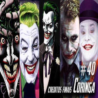 Podcast Créditos Finais #40 – Dossiê do Palhaço O Bobo O Joker!