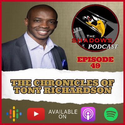 Episode 49: The Chronicles of Tony Richardson
