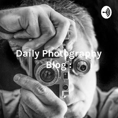 Daily Photography Blog - 05.20.20 - Shooting 4x5 News
