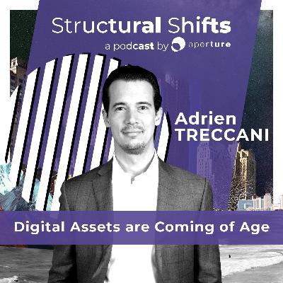 Digital Assets are Coming of Age, w/ AdrienTRECCANI