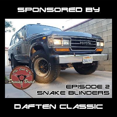 Snake Blinders [Alex Stern]
