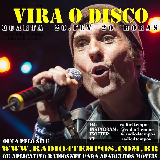 Rádio 4 Tempos - Vira o Disco 38:Rádio 4 Tempos