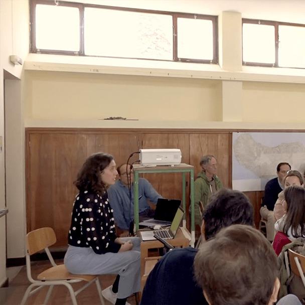 MARIANA PESTANA | Encontros com o território e a sua comunidade através da Arte I