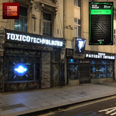 S03E09 - VARIANT 31 (2019) @ TOXICO TECHNOLOGIES HQ - LONDON