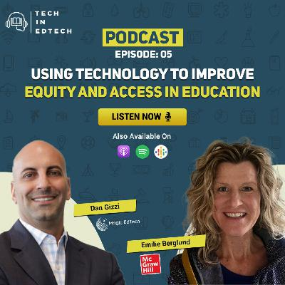 Using Technology To Improve Equity And Access In Education