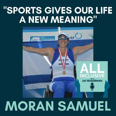 """""""Sports Gives Our Life a New Meaning""""- Moran Samuel"""