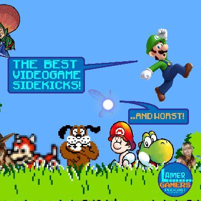 The Best Video Game Sidekicks! And Worst Sidekicks!