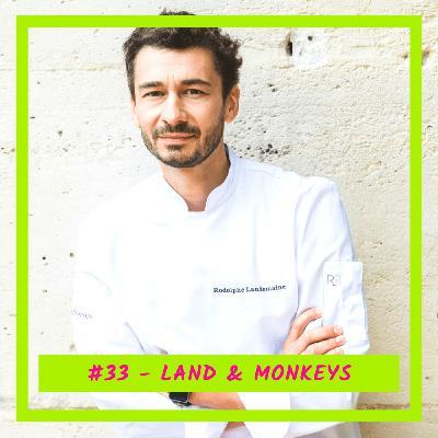 #33 - Land & Monkeys: La boulangerie-pâtisserie 100% végétale, 100% gourmande !