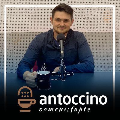 035: Mircea Serediuc: Valoarea e dată de întrebările pe care mi le pun #podcaster