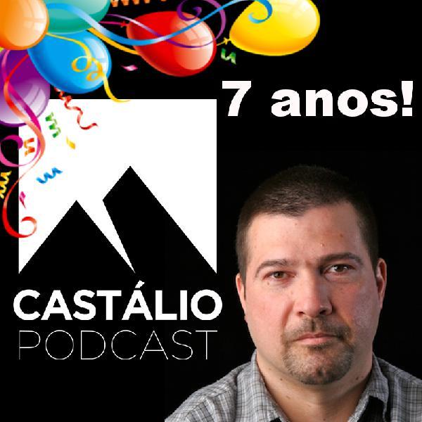 Episódio 128: Especial de 7 anos de podcast com Og Maciel