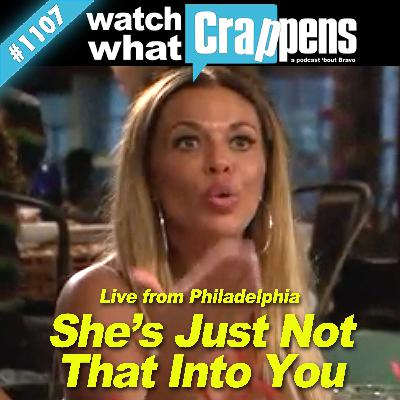 RHONJ: She's Just Not That Into You — Live from Philadelphia