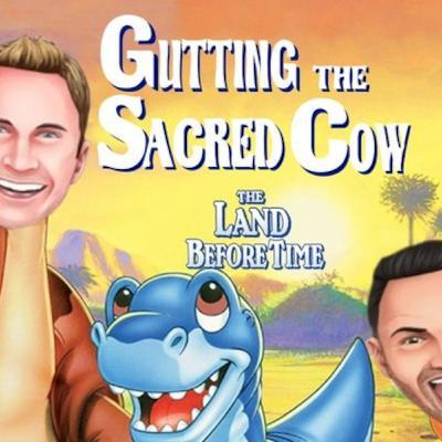 Kendra Sunderland makes THE LAND BEFORE TIME go extinct Episode 69 GTSC podcast