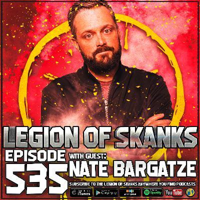 Episode #535 - R.I.P. Dave - Nate Bargatze