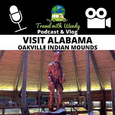 #27 MESSAGE - VISIT Alabama - Oakville Indian Mounds