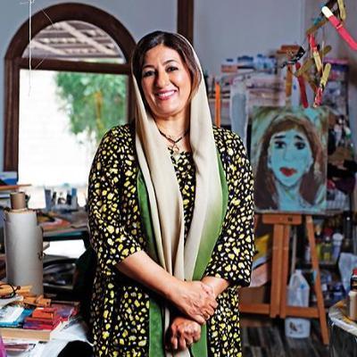Malamih Exhibition at Maraya Art Center Uniquely Exhibits Faces and Expressions (13.07.21)