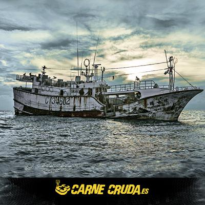 Océanos sin ley: el salvaje oeste en alta mar (CARNE CRUDA #892)