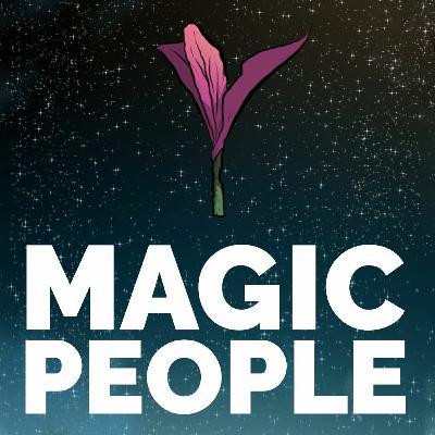 MAGIC PEOPLE - Dave Lee
