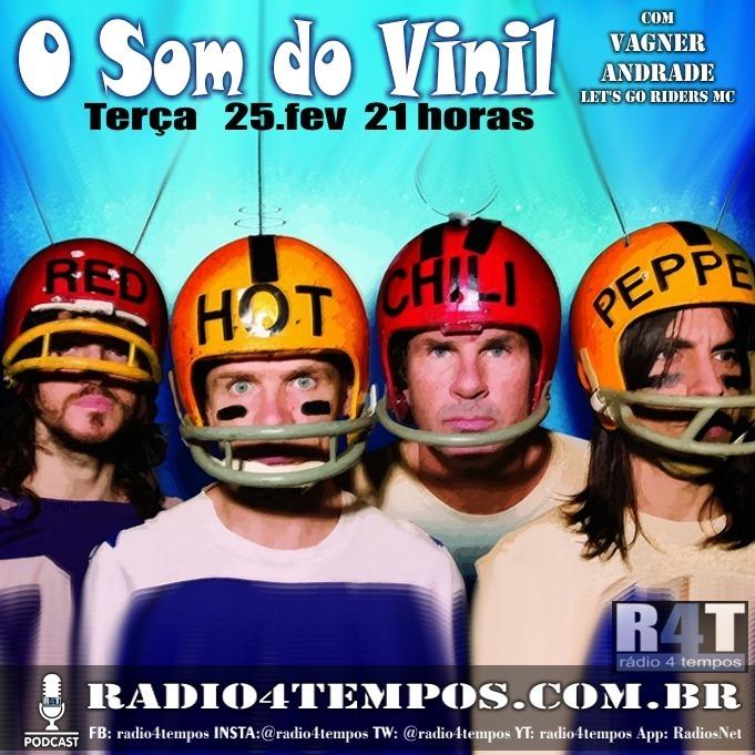 Rádio 4 Tempos - Som do Vinil 27:Rádio 4 Tempos
