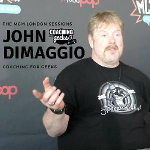 The MCM London Interviews - John DiMaggio