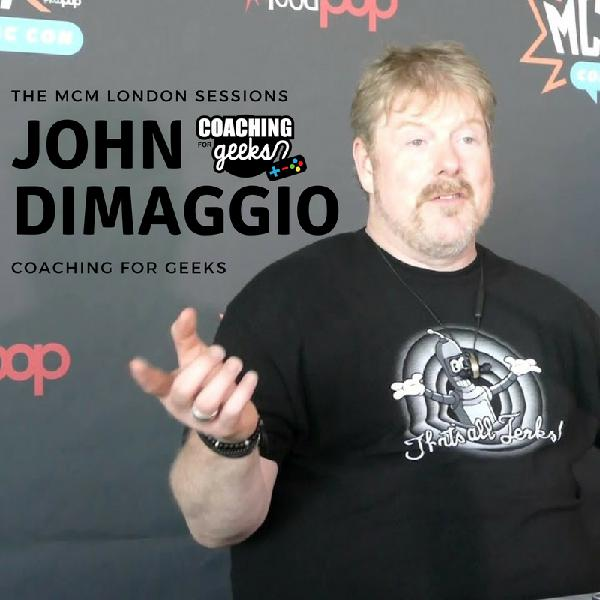 The MCM London Interviews - John DiMaggio