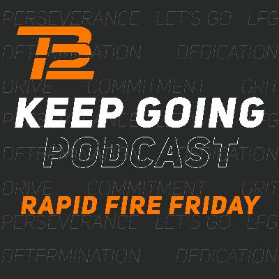 Rapid Fire Friday with Plant-Based Pioneers Nicole Atchison and Tyler Lorenzen
