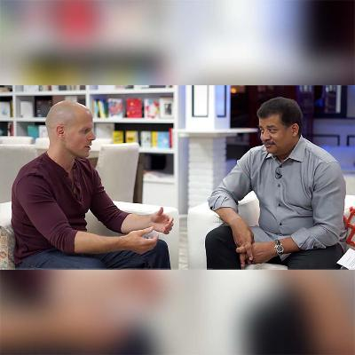 SEASON PREMIERE: A Conversation with Tim Ferriss