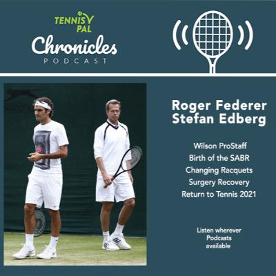 Roger Federer interview with Stefan Edberg updated surgery recovery and return to tennis + SABR history!