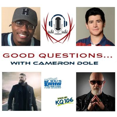 Episode 40: Deantee Calip, Jimmy Charles, Michael Fishman, and Rob Halford