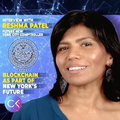🗽Blockchain as part of New York's Future (w Reshma Patel & Constantin Kogan)