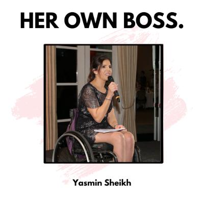Intersectionality, accessibility and why diversity matters with Yasmin Sheikh